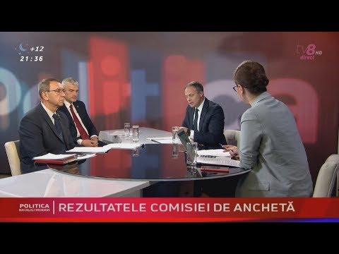 """POLITICA NATALIEI MORARI / 17.10.19 / CINE-I HOȚUL? /  UNDE A """"ZBURAT"""" MILIARDUL FURAT?"""