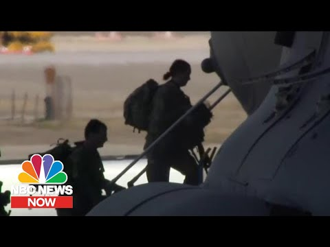 The History Of Lebanon's Relationship With The U.S. | NBC News NOW