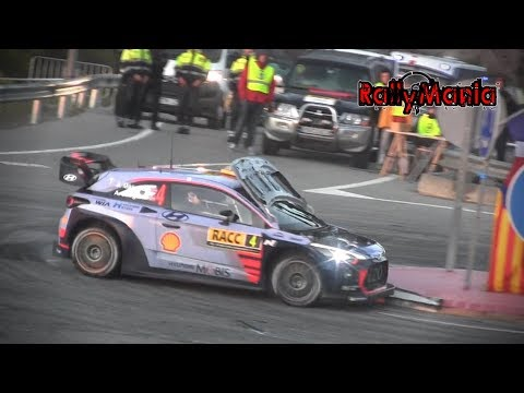 WRC Rally RACC Catalunya / Spain 2017 - SHOW & ACTION [HD]
