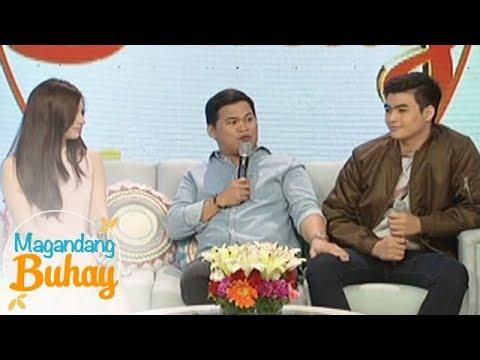 Magandang Buhay: Ogie Diaz as a talent manager