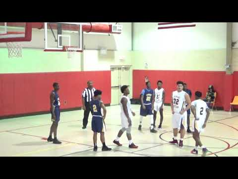 3rd-Qt Eagle Academy-Nwk Varsity vs Sinai Christian Academy-Linden, NJ 12-22-2017