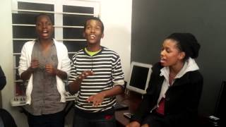 Chosen South Africa- Nxa lishona ilanga- Adventist music