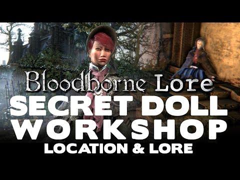 Bloodborne Lore Secret Abandoned Old Workshop Location