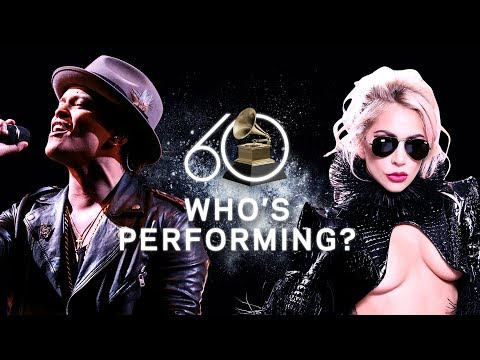 Who's Performing at the 2018 GRAMMYs?