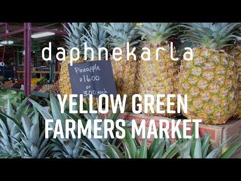 Yellow Green Farmers Market em Miami