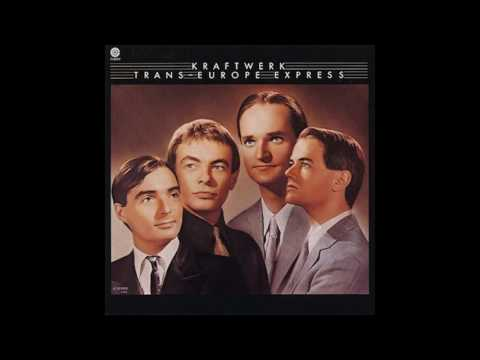 Kraftwerk - Trans Europe Express (1977)
