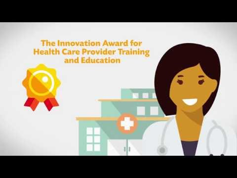Innovation Award for Health Care Provider Training and Education