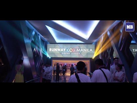 Runway Manila, NAIA T3 to Newport City bridge launch
