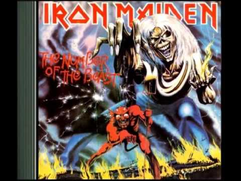 Iron Maiden - (1982) The Number of the Beast *Full Album*