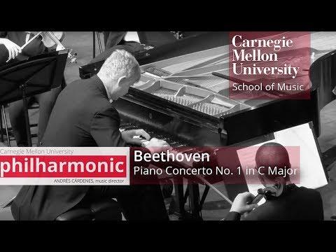 Carnegie Mellon Philharmonic - Beethoven: Piano Concerto No.1 in C Major
