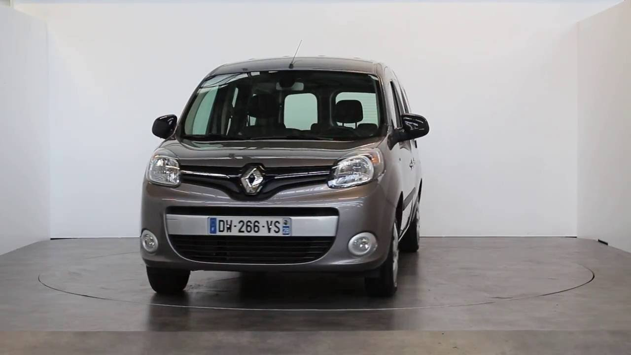 renault grand kangoo dw 266 vs youtube. Black Bedroom Furniture Sets. Home Design Ideas