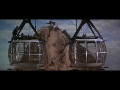 Moonraker - Cable Car Fight