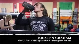 Inner Armour Athlete, Kristen Graham, Arnold Classic Prep