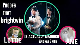 Proofs that Brightwin is actually married 👨‍❤️‍💋‍👨💍| SarawaTine