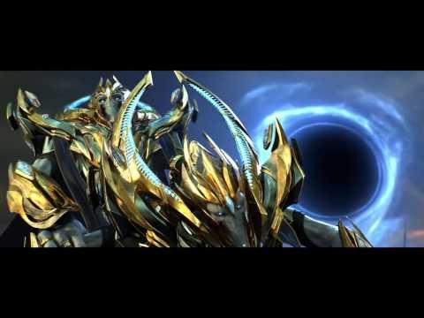 StarCraft II Legacy of the Void   Intro cinemática