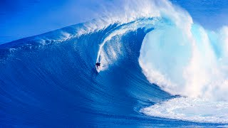 BIG WAVE SURFING COMPILATION 2017 ** LEGENDS **