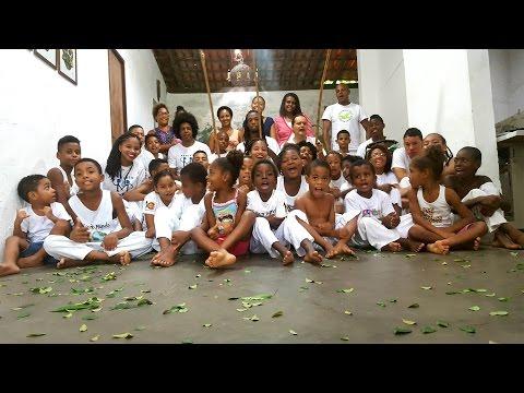 Faixas de 1 a 8 - Capoeira Projeto Mandinga Núcleo Terreiro Casa Branca 2016 COMPLETO