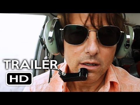 American Made   1 2017 Tom Cruise Thriller Movie HD