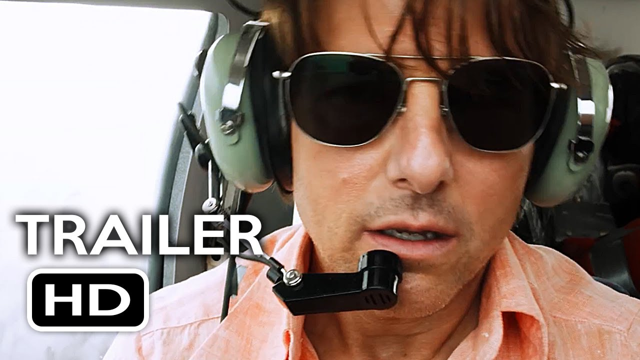 American Made Official Trailer 1 2017 Tom Cruise -4876