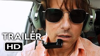 American Made Official Trailer 1 2017 Tom Cruise Thriller Movie HD