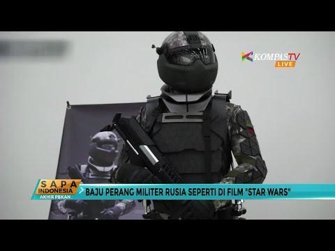 Rusia Rilis Baju Perang Militer Baru Seperti Film Starwars thumbnail
