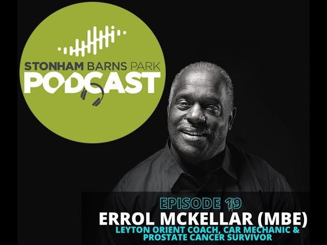 Episode 3 - Erol McKellar interview on the Suffolk Pod Show - Stonham Barns Park Podcast