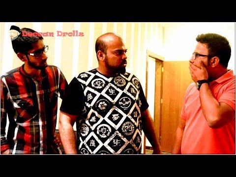 Kanjus Khansaab 3 || Deccan Drollz || hyderabadi comedy
