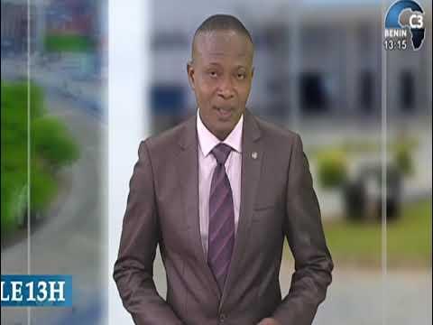 CANAL3-BENIN : Journal Télévisé 13h00 du Jeudi 08 Octobre 2020 avec Narcisse ALLOSSE