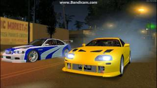 GTA San Andreas Race Movie - Ghost Drivers: Need More Speed (Part 1)
