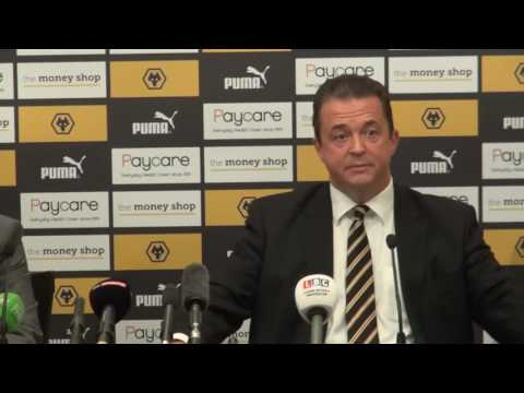 Wolves takeover announcement: full press conference