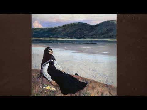 Нестеров Михаил (1862-1942) Реки России.  Волга