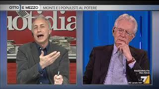 Marco Travaglio: 'Tra Di Maio e Salvini alleanza impossibile, Salvini vuole fare il leader di ...