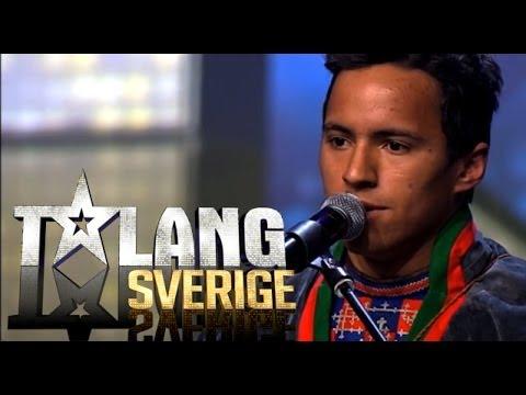 Jon Henrik - Daniels Jojk | Talang Sverige 2014