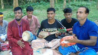 প্রেম বিচ্ছেদ গান | ভালবাস কইয়া মুখে করলা ছলনা | বাউল হাফিজুল | Baul Hafizul | BCH TV