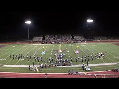 Marble Falls High School Band