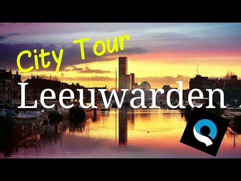 Leeuwarden, The Netherlands.. City Tour.. GoPro Quik
