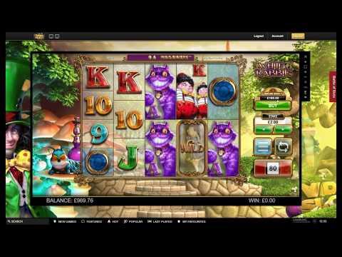 Single Slot Series - Big Time Gaming - White Rabbit