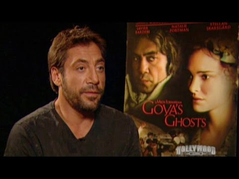 'Goya's Ghosts' Interview