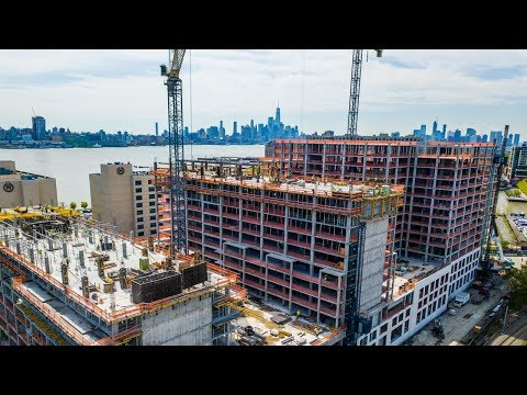 800 Harbor Boulevard,  New Jersey, USA - ULMA Construction [en]