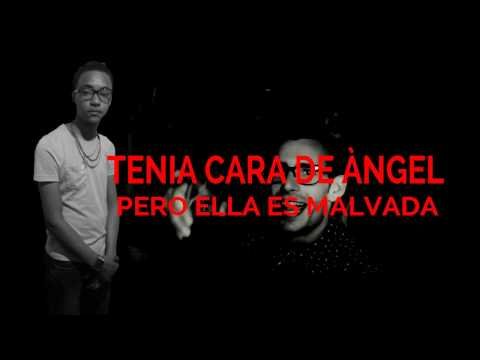 Eros Ft. Big J - Malvada | (Official Video Lyrics)