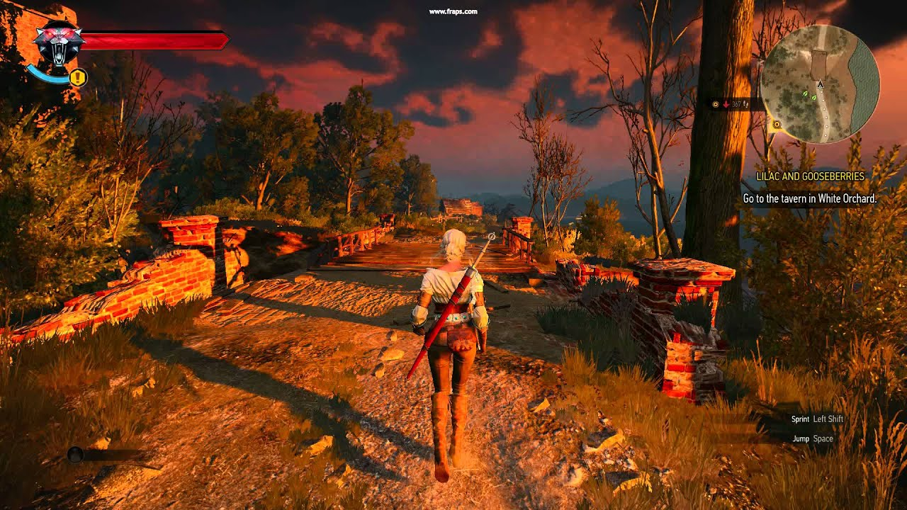 the witcher 3 wild hunt play as ciri pc debug console open world console command youtube. Black Bedroom Furniture Sets. Home Design Ideas