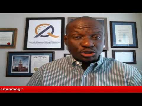 DON'T BE DEPRESSED! #2 with Pastor Patrick