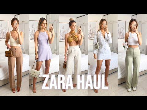 ZARA SPRING/SUMMER HAUL