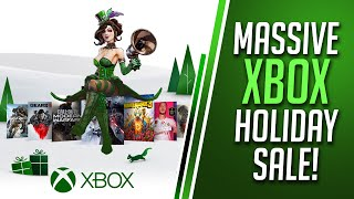 Xbox Live Holiday Countdown Game Sale 2019 - 700+ Deals, Up to 75% Off! WHAT IS WORTH BUYING!!