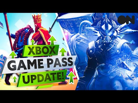 DESTINY 2 Added To Xbox Game Pass for PC + MORE NEW ARRIVALS | Xbox Game Pass Update thumbnail