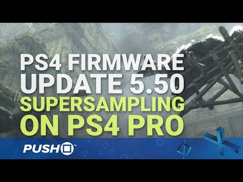 How to Enable System-Wide Supersampling for PS4 Pro - Guide - Push