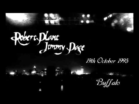 Jimmy Page & Robert Plant Live in Buffalo