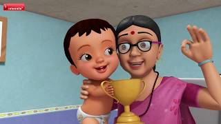 Na Modati Bahumathi - పిల్లల పాట | Telugu Rhymes for Children | Infobells