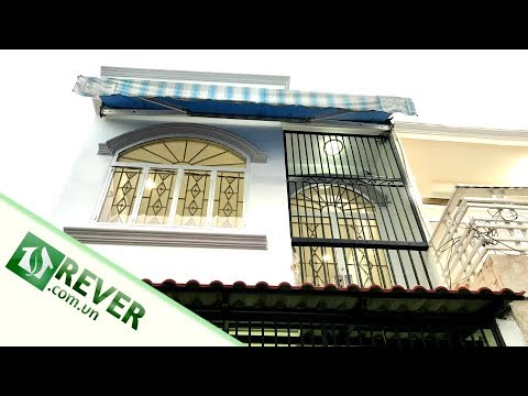 REVER | Bán nhà Quận 8 dưới 4 tỷ, diện tích 65.5m2 thiết kế 2 phòng ngủ hẻm Âu Dương Lân