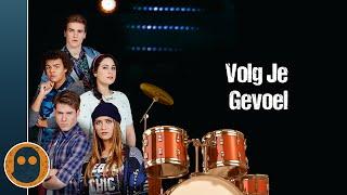 Ghost Rockers lyrics: Volg Je Gevoel